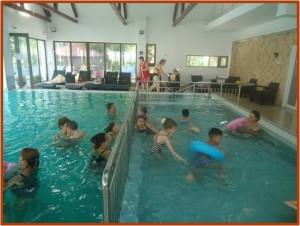 Tabara piscina